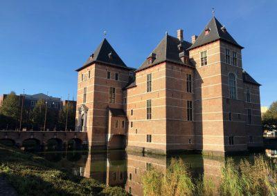 Foto Kasteel van de Hertogen van Brabant Kasteelplein 1 te 2300 Turnhout (rechtbank van eerste aanleg afdeling Turnhout)